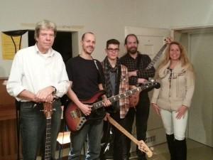 Funk Bass Workshop Waggong 1