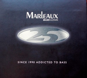 Marleaux CD Cover