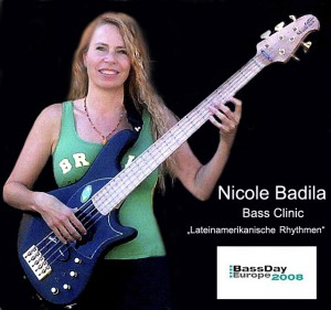 Nic Bass Day Europe Solingen Kopie