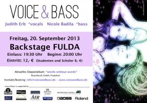 Plakat Fulda klein