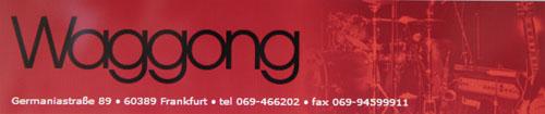 Waggong klein
